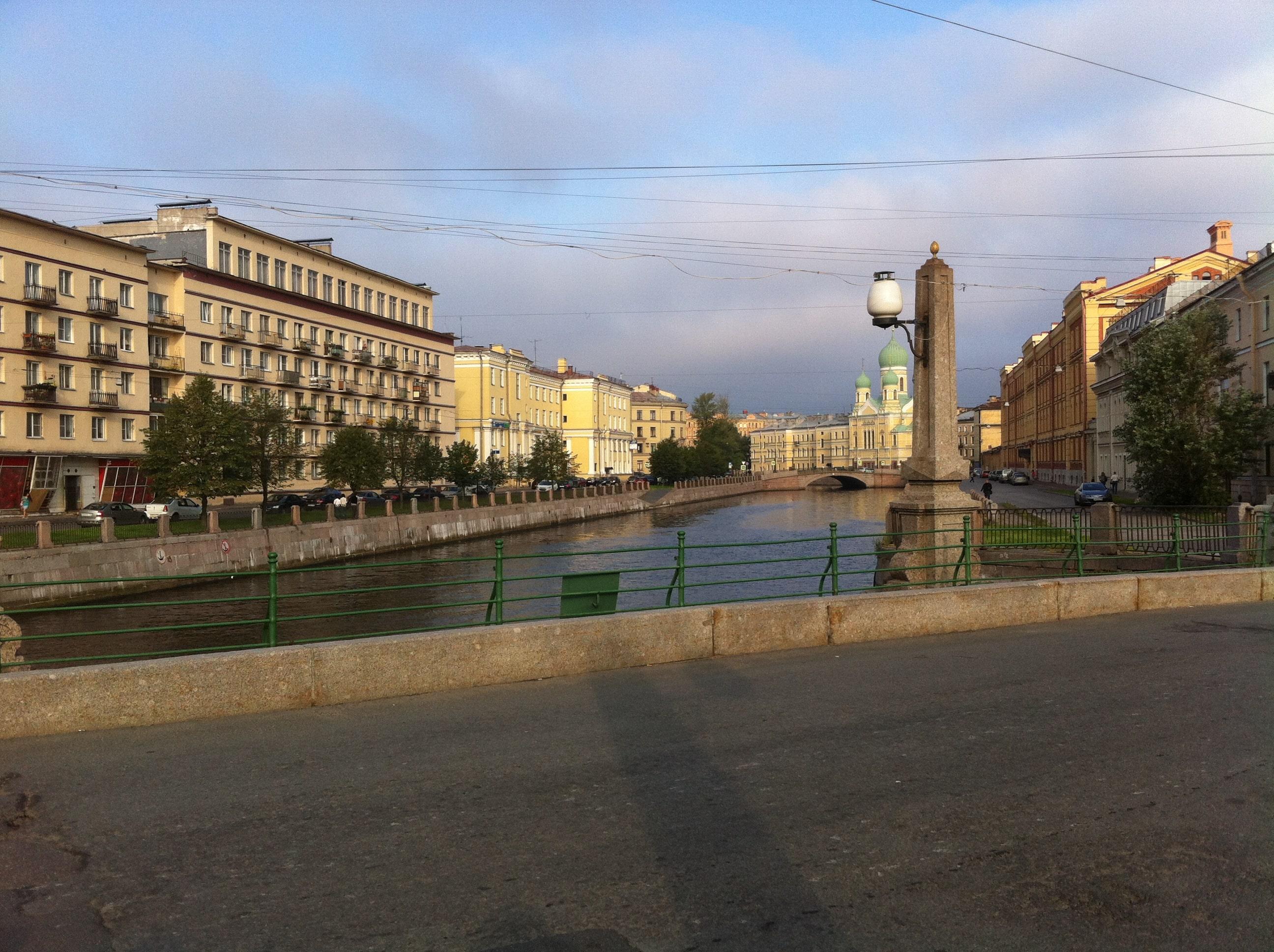 Как я ездил в Санкт-Петербург