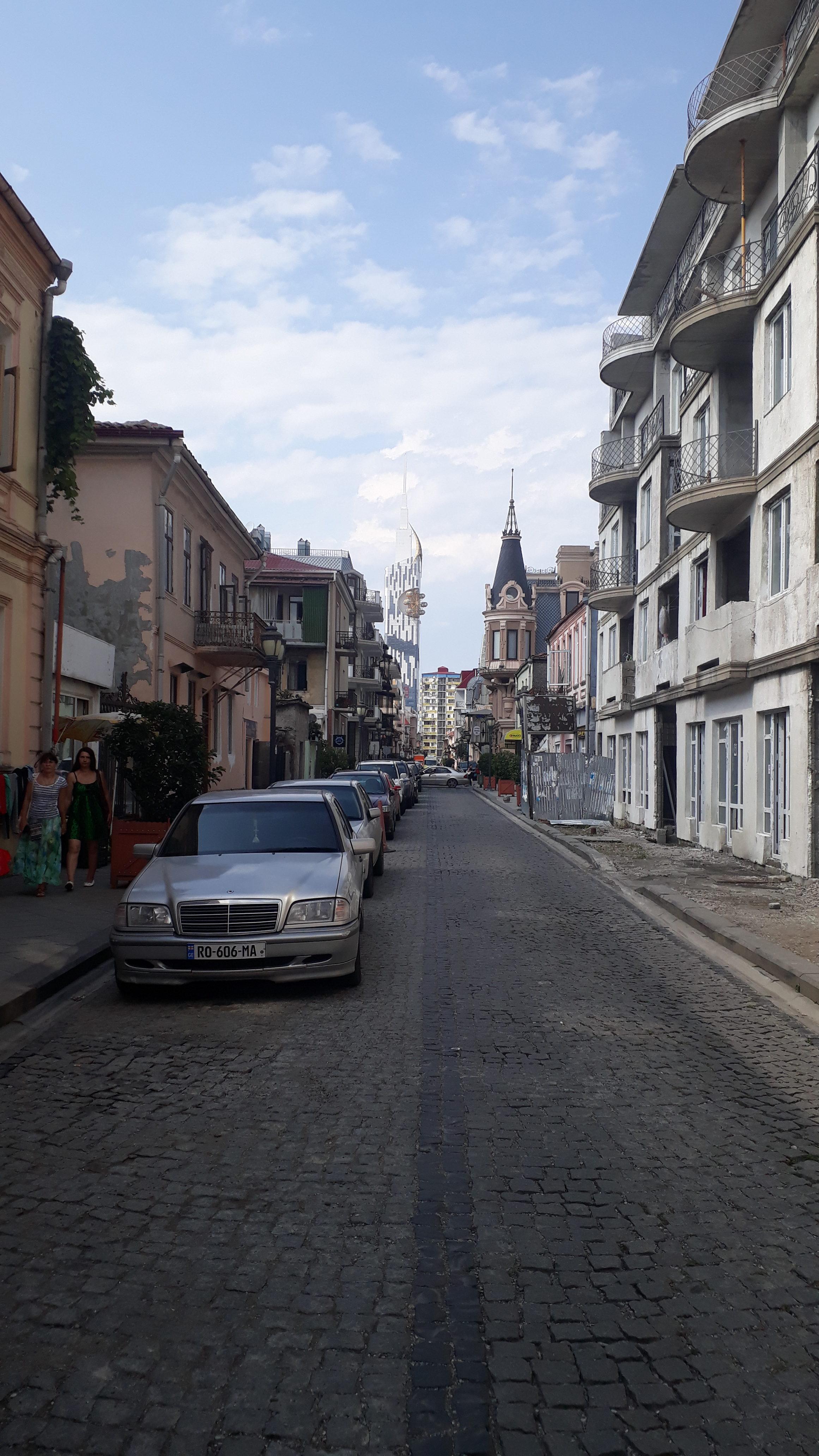 Отчет путешествия в Грузию на автомобиле