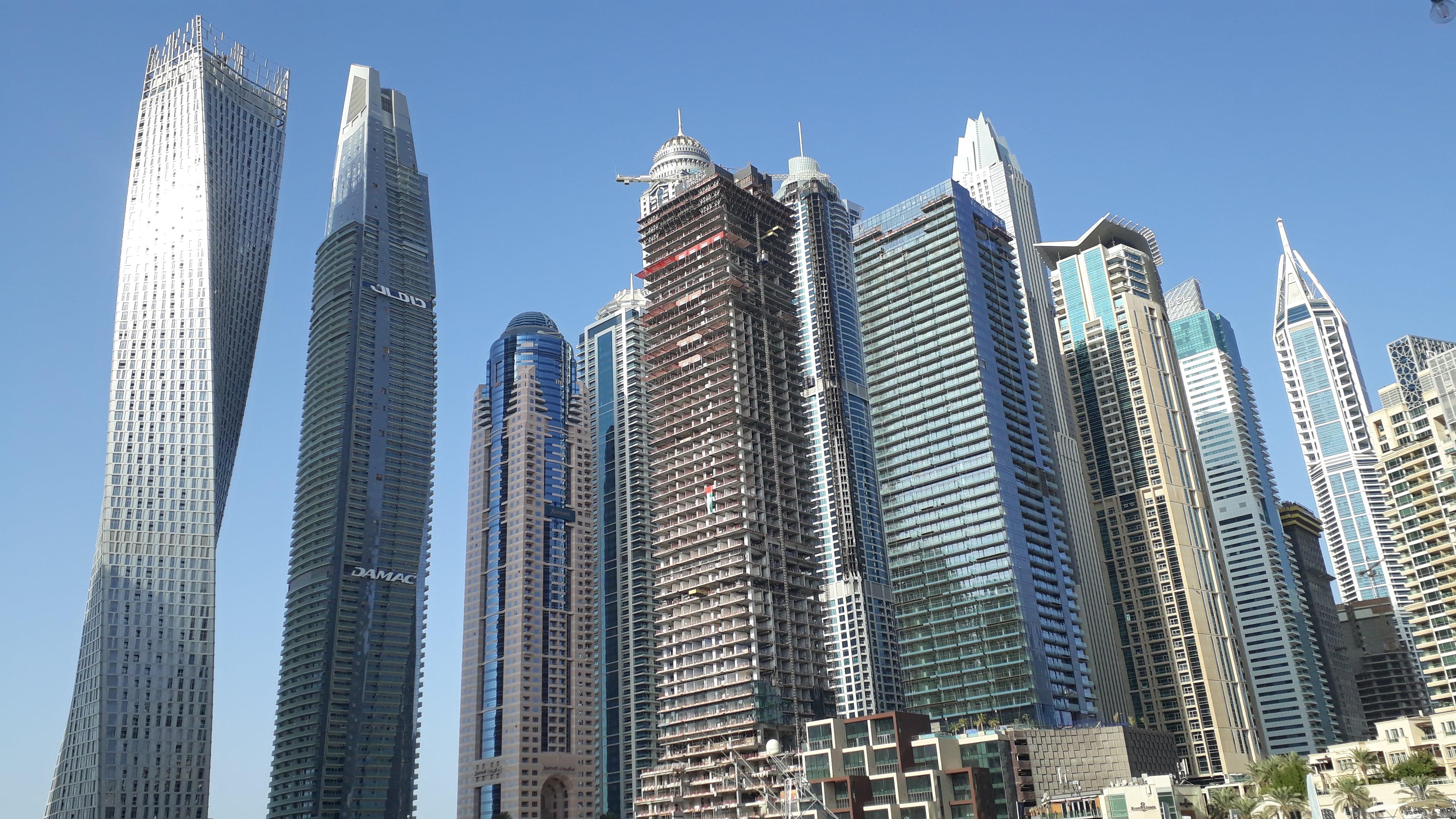 Отчет об отдыхе в ОАЭ в декабре