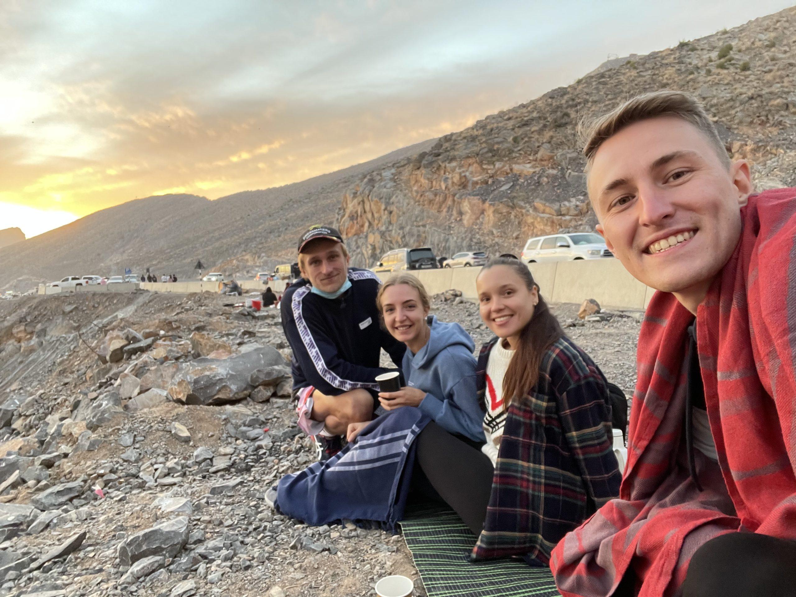 Путешествие в Эмираты. Снова